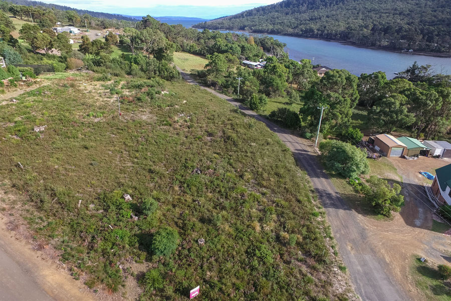 Open for inspection in Eaglehawk Neck