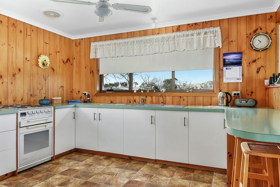 Open for inspection in Triabunna