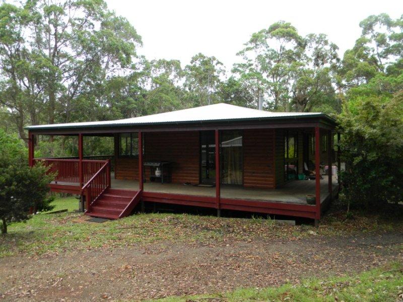 225 Corks Pocket Road, Maleny, QLD 4552