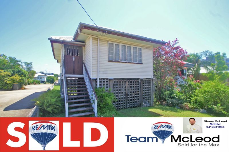 Property in Gladstone Central - Sold for $182,500