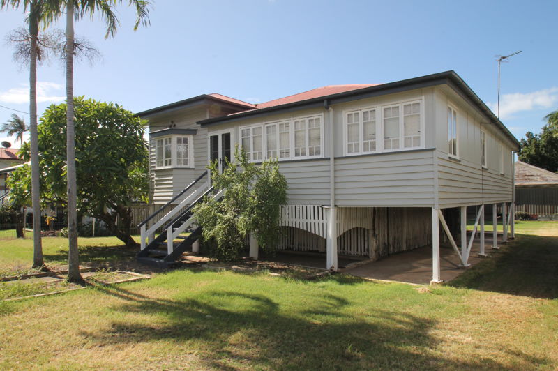 Property in South Gladstone - Leased
