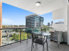 Property in Brisbane City - Leased