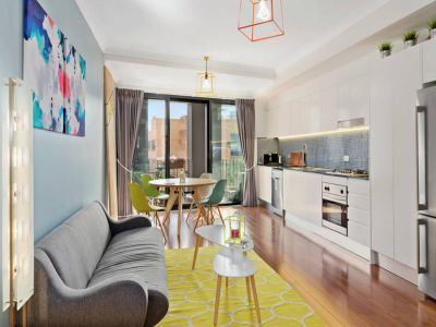 Property in Chippendale - Sold for $755,000