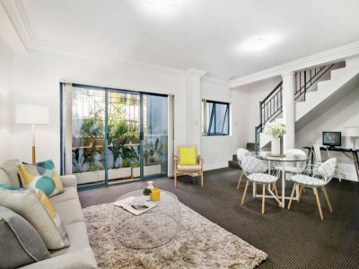 Property in Chippendale - Sold for $895,000