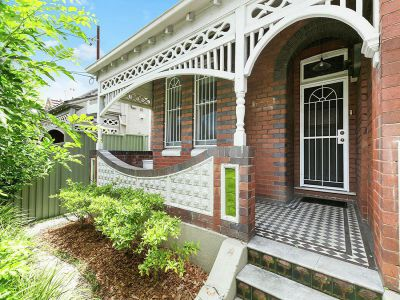 Property in Camperdown - Leased for $1,050