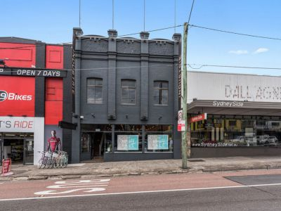 Property in Stanmore - Leased