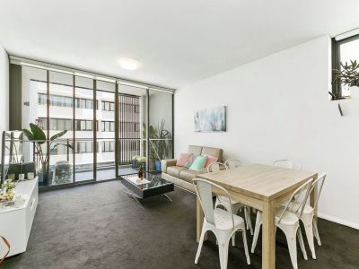 Property in Erskineville - Leased for $600