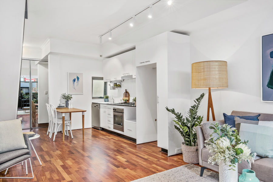 Open for inspection in Camperdown