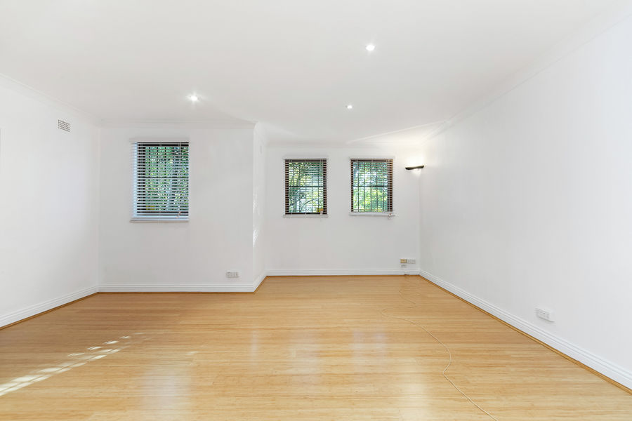Open for inspection in Redfern