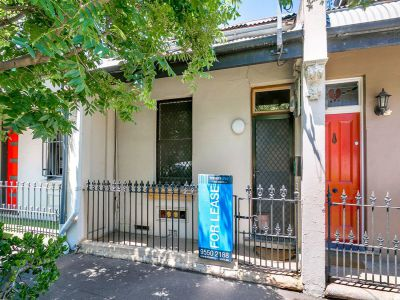 Property in Erskineville - Leased for $650