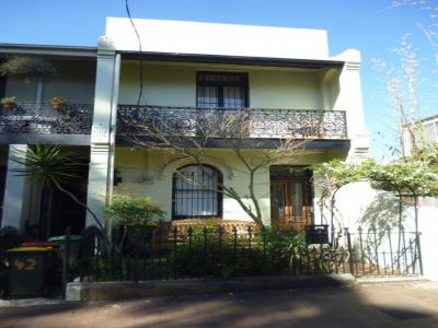 Property in Erskineville - Leased for $890