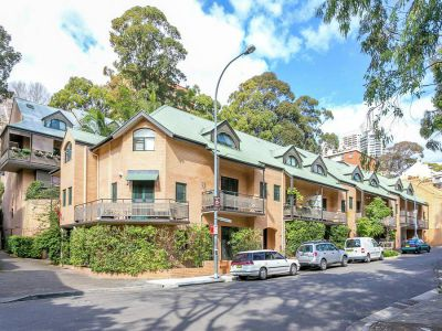 Property in Potts Point - Leased for $750