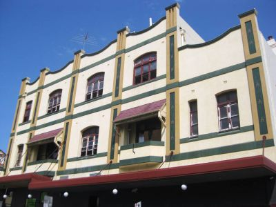 Property in Enmore - Leased