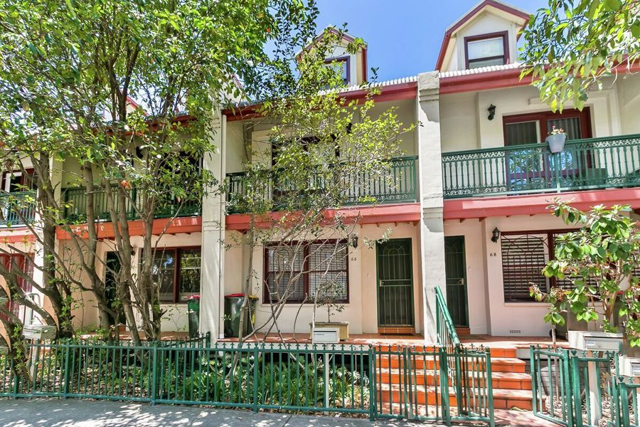 Property in Erskineville - Leased for $1,100