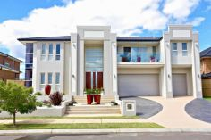 55 SQUARES OF LUXURY IN THE NEW KELLYVILLE''