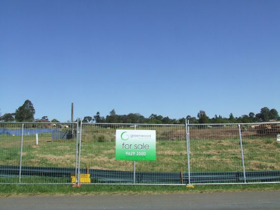Land Subdivision - 12 Arnold Avenue, Kellyville