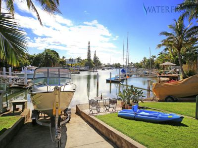 WATERFRONT LIVING ON A BEER BUDGET! SOLD IN 10 DAYS!!