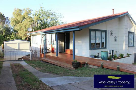 Property in Yass - $335,000