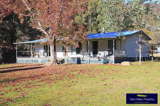 Property in Wee Jasper - $529,000