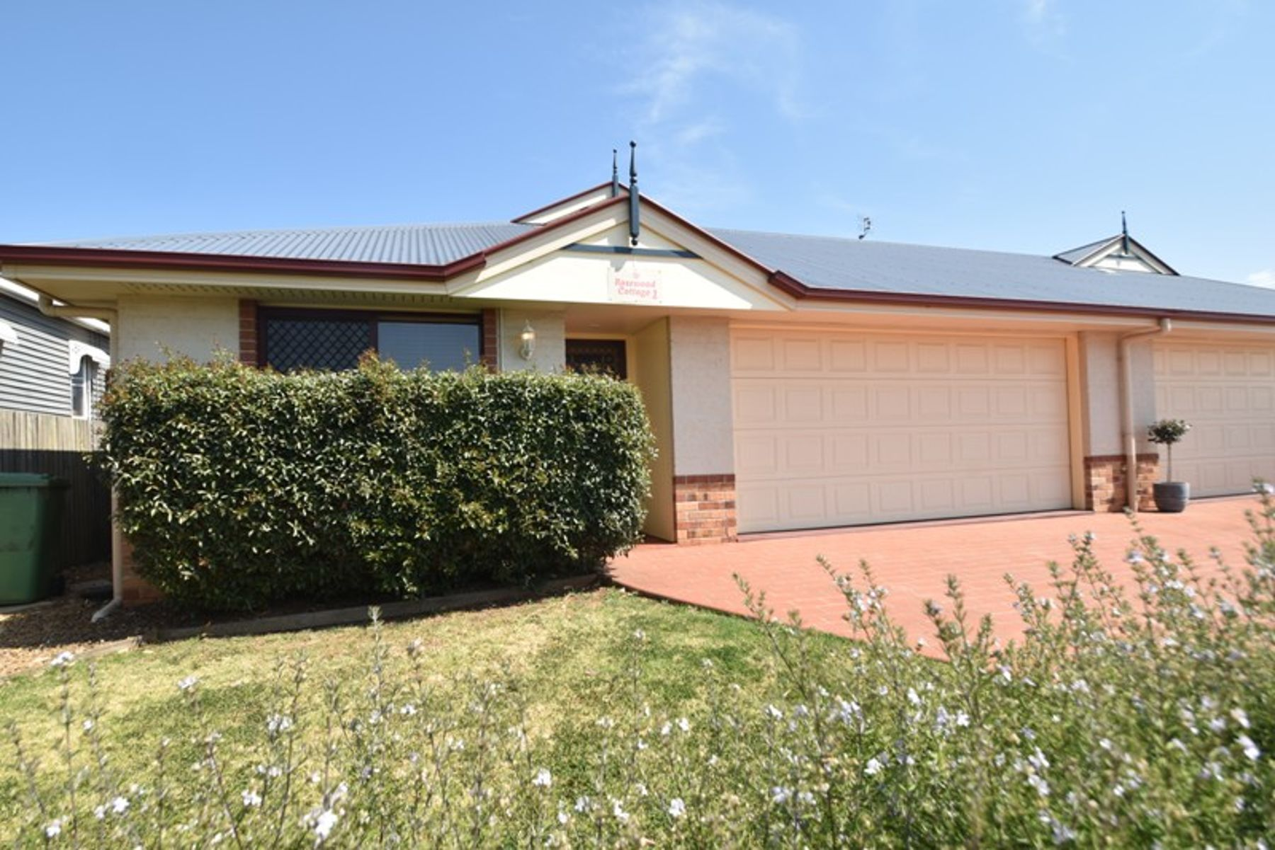 Property in Newtown - Leased