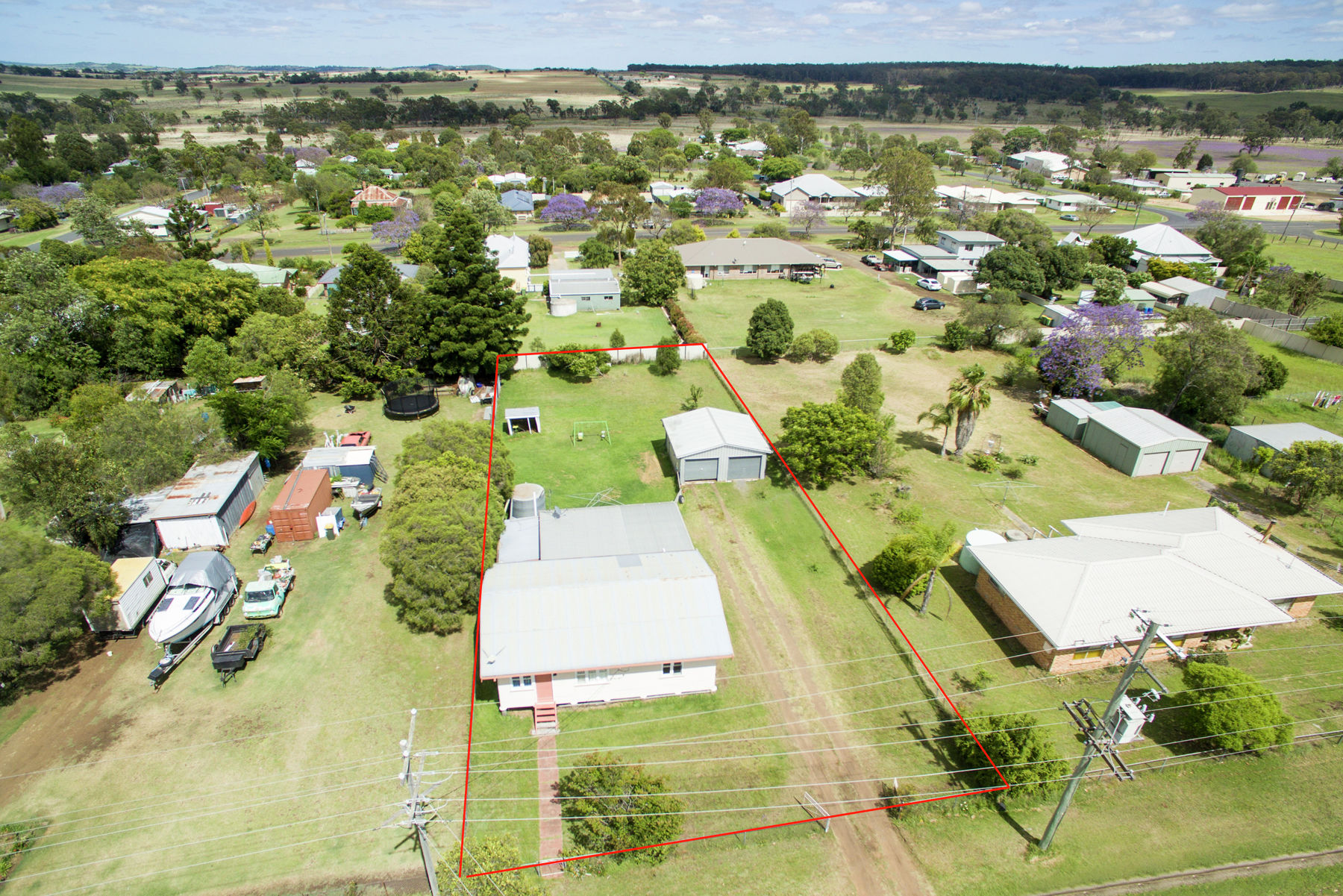 Property in Goombungee - Offers Over $199,000