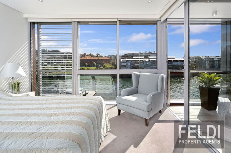 Open for inspection in Pyrmont