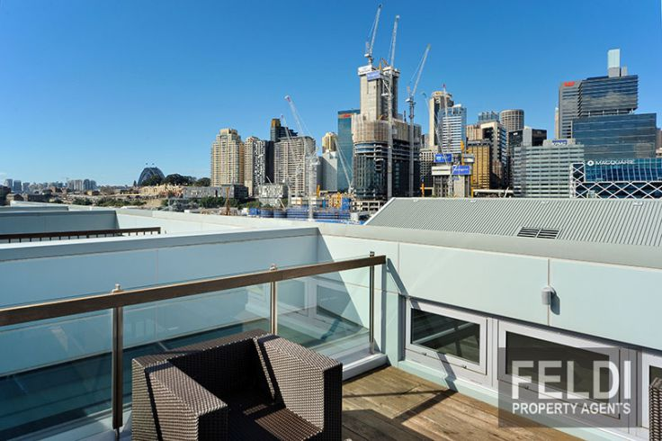 Real Estate in Pyrmont