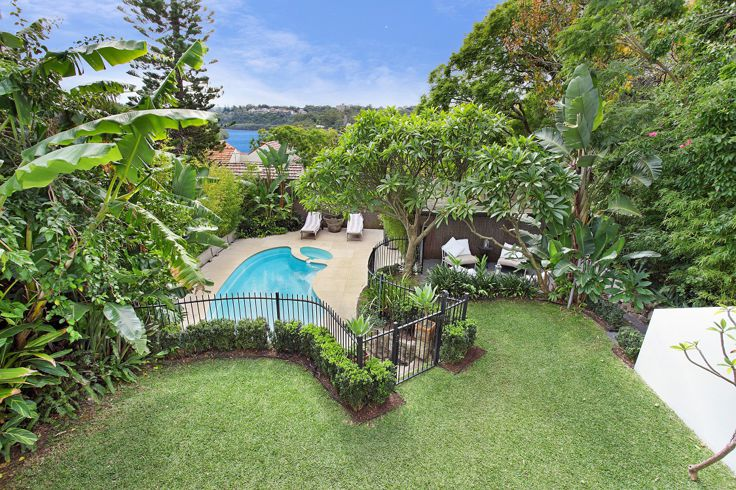 Open for inspection in Linley Point