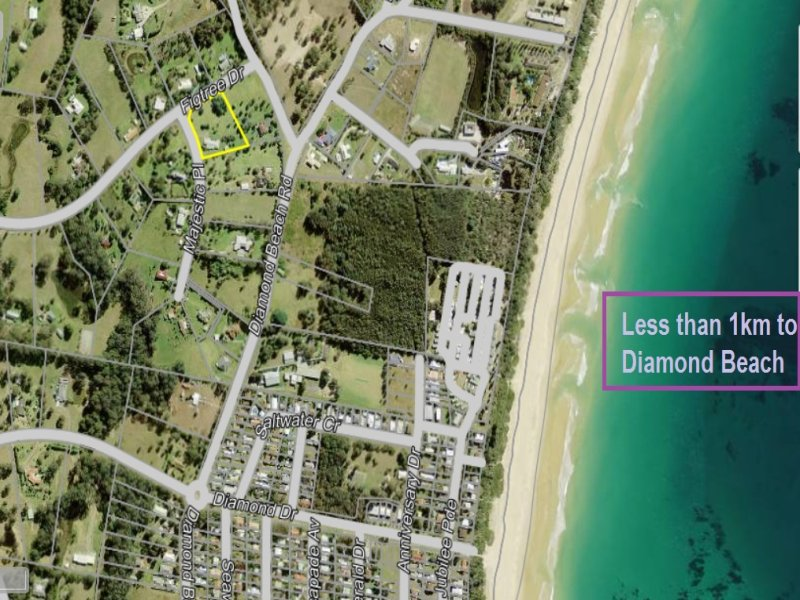 4 Figtree Drive, Diamond Beach, NSW 2430