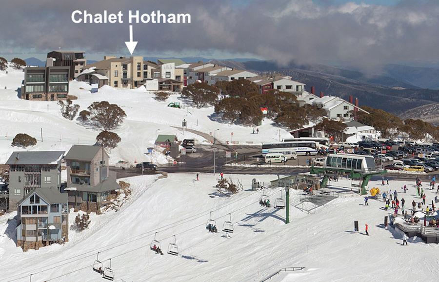 Chalet Hotham 8/1 Higgi Drive, Mount Hotham, VIC 3741