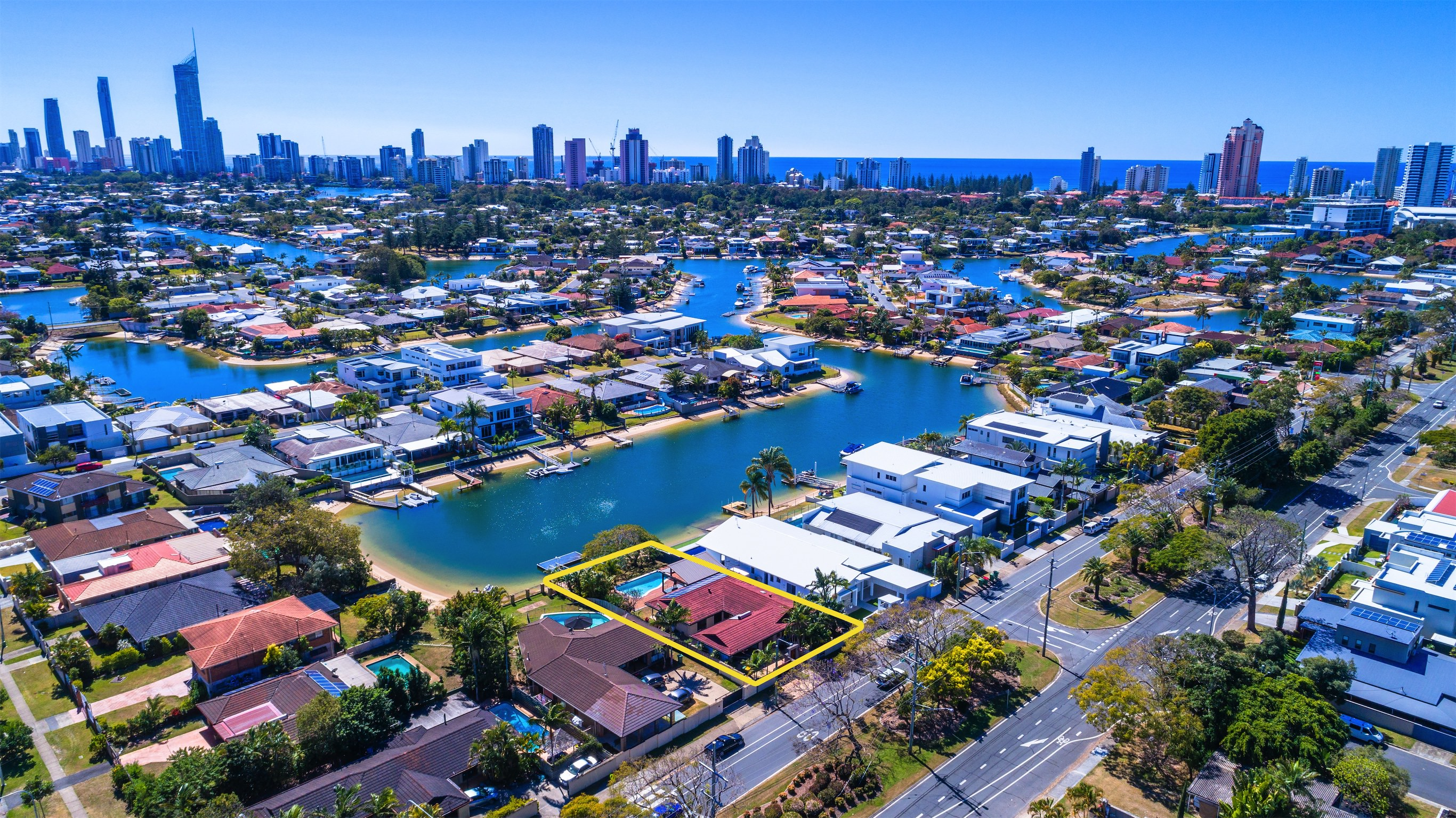 Broadbeach Waters Properties Sold