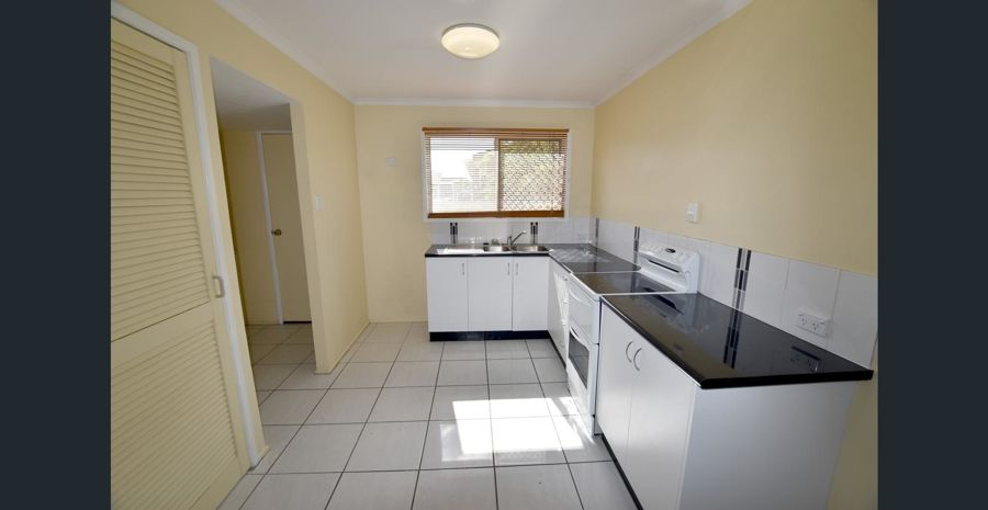 Open for inspection in South Gladstone