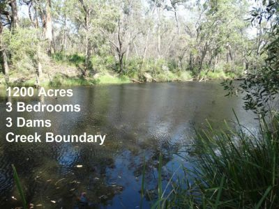 Property in Captain Creek - Sold for $530,000