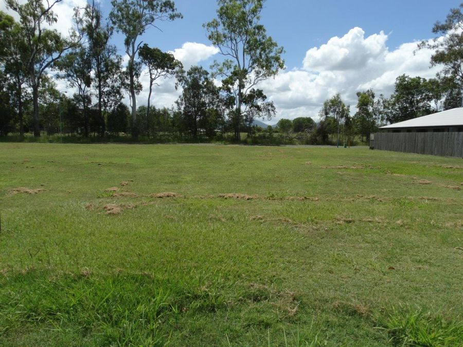 Open for inspection in Miriam Vale
