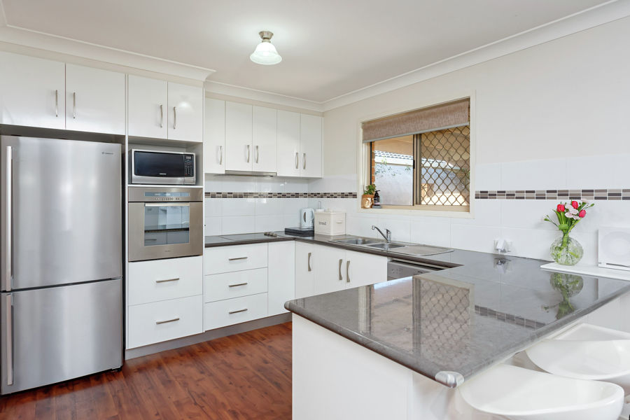 Open for inspection in Glenfield Park
