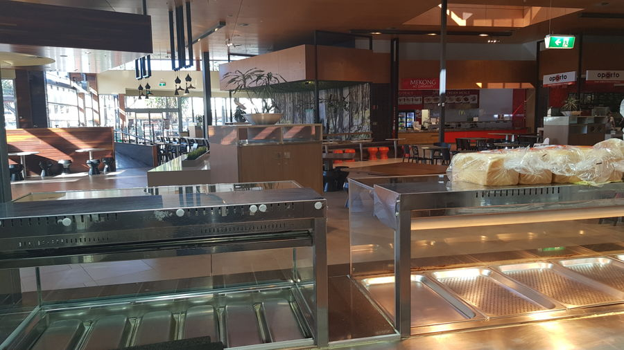 HIGH PERFORMANCE CARVERY & SEAFOOD STORE - 1 TO 5 YEAR OPTION