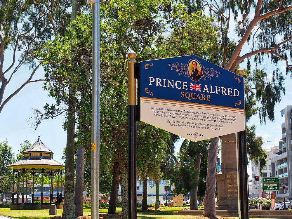 Open for inspection in Parramatta