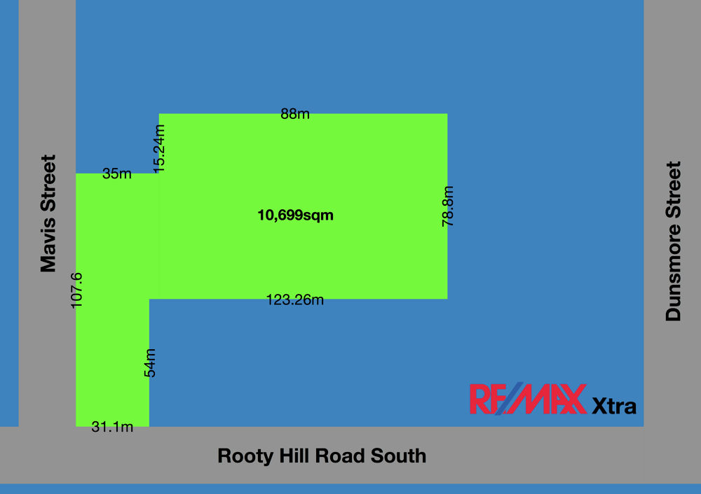 HUGE DEVELOPMENT BLOCK SMACK BANG IN ROOTY HILL!