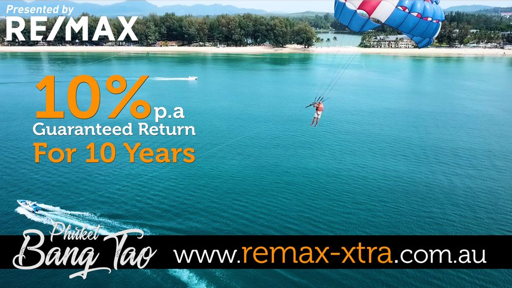 EARN 10% GUARANTEED RETURN FOR 10 YEARS.... NOW 60% SOLD!