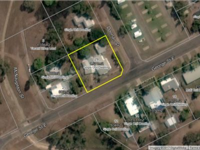 HUGE BLOCK OF LAND - FOR SALE- BUILD YOUR AFFORDABLE DREAM  1,611M2- DUAL STREET ACCESS