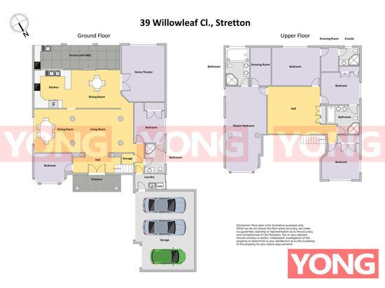 Real Estate in Stretton