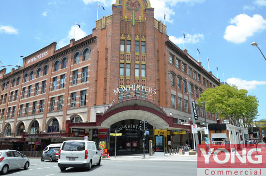Property in Fortitude Valley - Offer to purchase