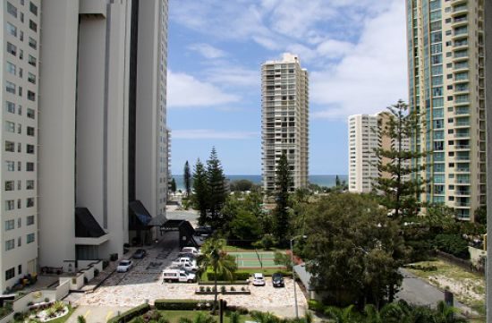 Open for inspection in Surfers Paradise