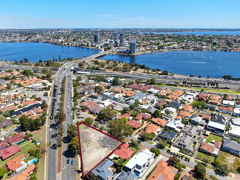 DEVELOPMENT OPPORTUNITY ON CANNING HIGHWAY COMO