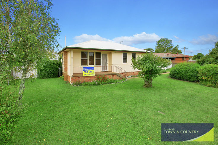 Property in Guyra - $197,000 Reduced Price