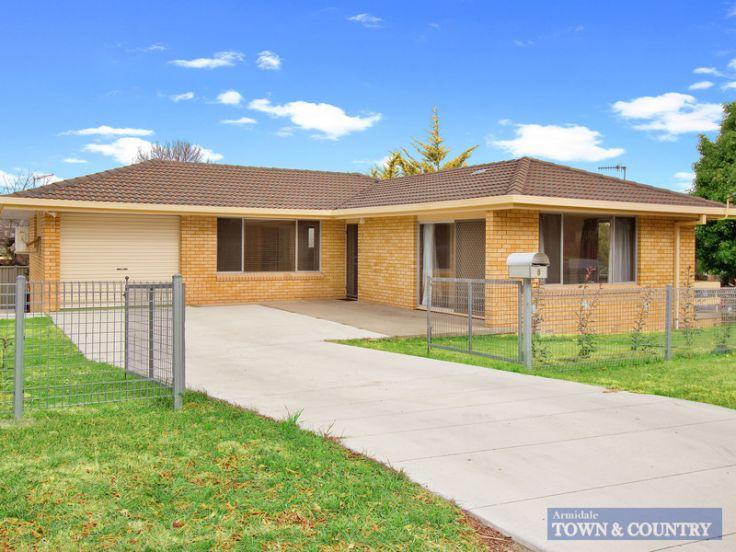 Property in Armidale - $325.00 Per Week