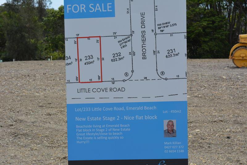 Property in Emerald Beach - $245,000