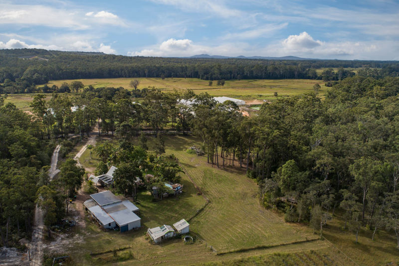 COUNTRY STYLE HOME WITH 100 ACRES