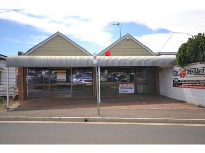 Property in Toowoomba City - $45,000pa Gross+GST