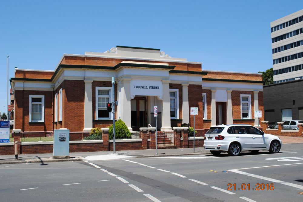 2 Russell Street, Toowoomba City, QLD 4350